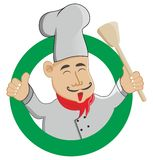 Chef master Stock Photography