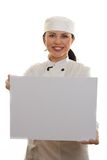 Chef oder Koch Stockfotografie