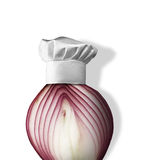 Chef onion Stock Photo