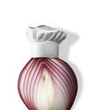 Chef onion Stock Photo
