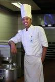 Chef pastry Stock Photo