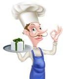 Chef Perfect Sign de cadeau Photos stock