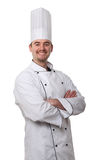 Chef portrait Royalty Free Stock Image