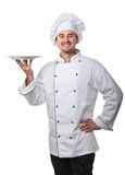 Chef portrait Royalty Free Stock Photo