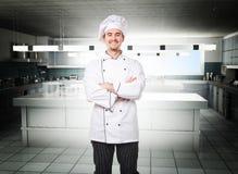 Chef portrait royalty free stock photo