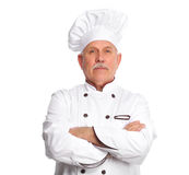 Chef portrait. Stock Photography