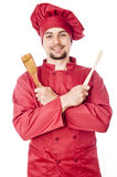 Chef portrait Royalty Free Stock Photos