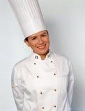 Chef portrait. Stock Photos