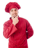 Chef potrait Royalty Free Stock Image