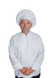 Chef smiles Royalty Free Stock Photo