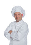 Chef smiles Royalty Free Stock Photography