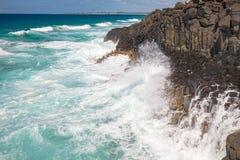 Chef Rocky Seascape de Fingal photos libres de droits