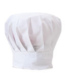 Chef's Hat on WHite Royalty Free Stock Photos