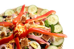 Chef's Salad Royalty Free Stock Images