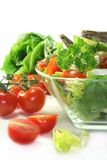 Chef salad Royalty Free Stock Images