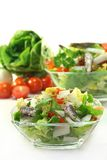 Chef salad Stock Photography
