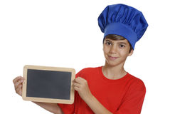 Chef school. Royalty Free Stock Photography