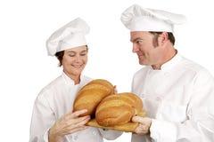 Chef School - Teacher Royalty Free Stock Photography