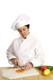 Chef Series - Busy Working Stock Photo
