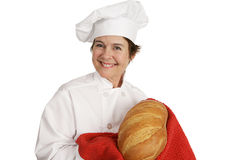 Chef Series - Fresh Baked Royalty Free Stock Images