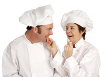 Chef Series - Healthy Eating Royalty Free Stock Photo