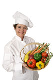Chef Series - Natures Bounty Stock Photo