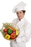 Chef Series - Serious Nutrition Stock Photo