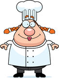 Chef Smiling Royalty Free Stock Image