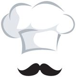 Chef symbol Royalty Free Stock Image