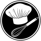 Chef Symbol Royalty Free Stock Photo