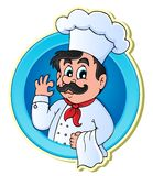 Chef theme image 2 Royalty Free Stock Photography