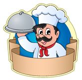 Chef theme image 5 Stock Photography