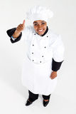 Chef thumb up Stock Image