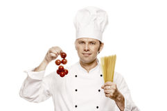 Chef Serie Stock Photography
