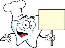 Chef Tooth Royalty Free Stock Photos