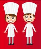 Chef vector Royalty Free Stock Photos