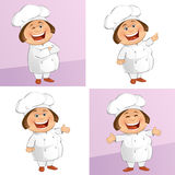 The Chef Stock Image