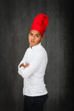 Chef waiting for Royalty Free Stock Image