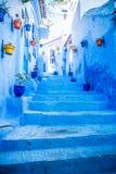 Chefchaouen, Μαρόκο Στοκ Φωτογραφίες