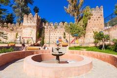 Chefchaouen στο Μαρόκο Στοκ Φωτογραφίες