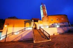 chefchaouen мечеть старая Стоковая Фотография