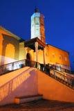chefchaouen мечеть старая Стоковые Фото