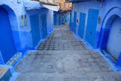 Chefchaouen Stockfotos