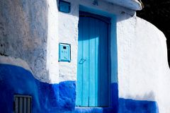 Chefchaouen Image stock