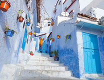 Chefchaouen Royalty Free Stock Photo
