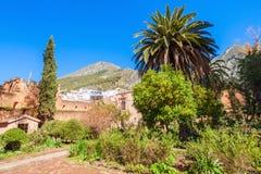 Chefchaouen au Maroc image libre de droits