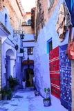 Chefchaouen Royalty Free Stock Photos