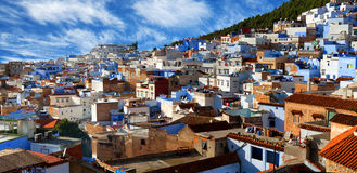 Chefchaouen city, Morocco Stock Photography
