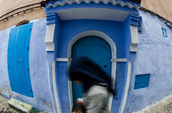 Chefchaouen, Maroc Image stock
