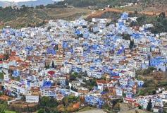 Chefchaouen, Marocco Fotografia Stock Libera da Diritti
